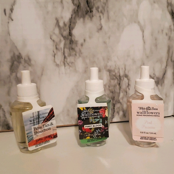 ⛔SOLD⛔Bath and body works Wall flower Bundle